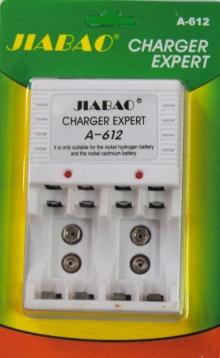 Зарядно за акумулаторни батерии JIABAO A-612