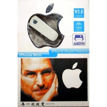 Bluetooth STEREO Hands Free IPhone mini - multipoint