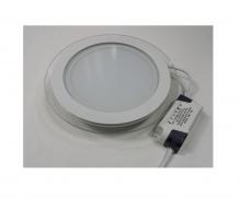Мощен LED панел за вътрешен монтаж - 12W