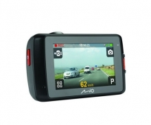 Видеорегистратор DVR с вграден GPS Mio MiVue 638 Touch