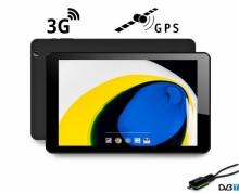 5в1 Мощен 3G таблет с GPS навигация Turbo-X Calltab (2GB) 10.1 инча, SIM, 16GB, ТЕЛЕВИЗИЯ