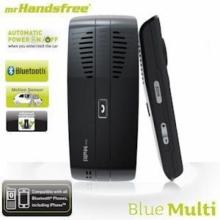 Bluetooth Хендсфри за кола Car Kit mr.Handsfree Blue Multi