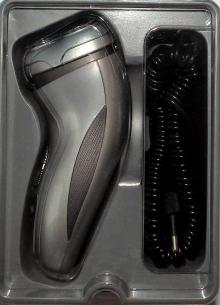 Машинка за бръснене кръгова с тример Kemey KM-8920