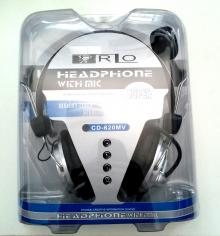 Слушалки с микрофон 2 в 1 ORLO CD-520 MV
