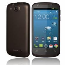 Двуядрен смартфон GSmart Dual SIM, 4.3 инча, GPS, 5mpx + Калъф