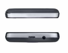 Смартфон PRESTIGIO MultiPhone PSP8400DUO BLACK - 4 инча, Windows 8.1, 2 SIM