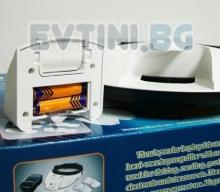 Лупа за глава с осветление и различни увеличения MG81001