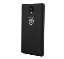 Смартфон Prestigio Wize E3 PSP3509DUO - Две СИМ карти, Черен