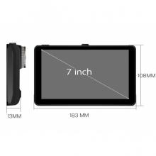 Leos M8000 3 в 1 GPS навигация, Таблет, DVR – камера за кола