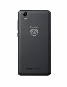 Смартфон Muze A5 Prestigio, Черен с 2 СИМ карти