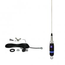 Външна антена за радиостанция CB Midland Alan S9 Plus T638 с 4 м кабел RG58