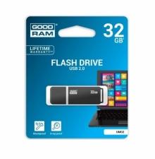USB Флаш памет GOODRAM UMO2 GRAPHITE USB 2.0 - 32GB