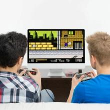 Ретро видео игра с 2 джойстика с 600 класически игри
