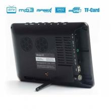 Портативен телевизор с цифров тунер MSTAR D2 7 инча