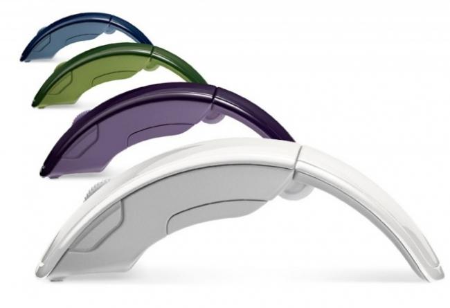 Сгъваема безжична мишка Arc Mouse