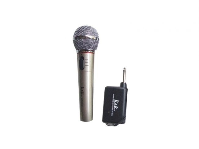 Висококачествен безжичен микрофон WVNGR