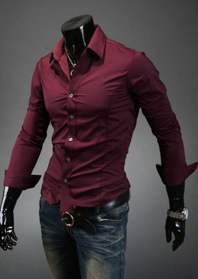 eff79030433 Два броя вталени мъжки ризи на цена от 70лв EVTINI-STOKI.com ...