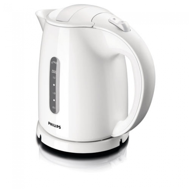 Philips Електрическа кана Daily Collection 1.5 L 2400 W white