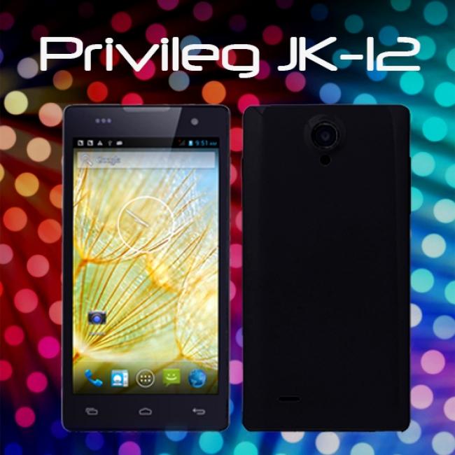 Четириядрен смартфон Privileg JK-12 - 5 инча, 2 СИМ