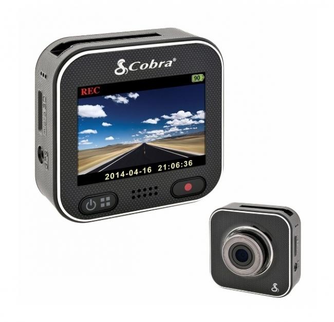 DVR Видеорегистратор Cobra CDR 900E WIFI