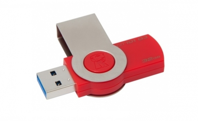 USB Флаш памет Kingston DataTraveler 101 G3 32GB DT101G3 - 32GB