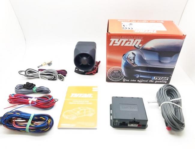 Аларма за кола - автоаларма TYTAN DS410
