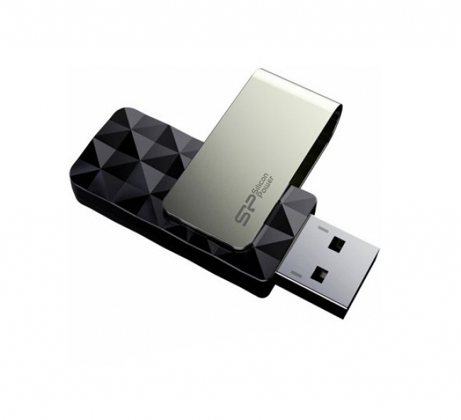 USB Флаш памет Silicon Power Memory USB 3.0, Blaze - 16GB