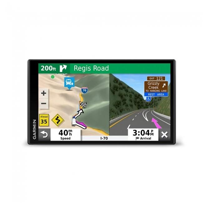 Навигация за кемпери GPS Garmin CAMPER 780 MT-D