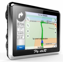 GPS навигация Fly StaR Q3 - ЛЕК-КАМИОН