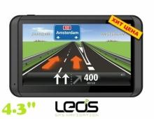 GPS навигация LEOS M4 - ЛЕК-КАМИОН