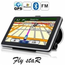 GPS навигация Fly StaR E9BT - 5'' + BLUETOOTH - ЛЕК-КАМИОН