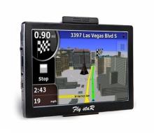 "GPS навигация Fly StaR X100BT - 7"" + BLUETOOTH - ЛЕК-КАМИОН"