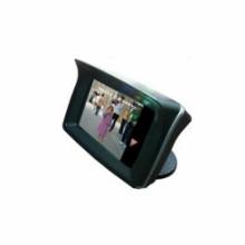 "Парктроник система с 2.3"" LCD дисплей, камера с IR и 4 датчика"