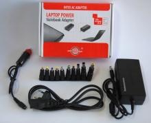 Универсално зарядно за лаптоп за 220V - 120W