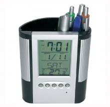 Дигитален часовник с органайзер, аларма, термометър