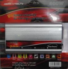Инвертор на напрежение 12V - 220V - 800W