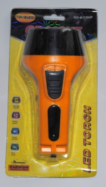 Голям LED фенер GD-6118HP