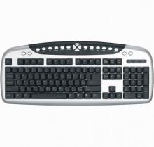 Клавиатура мултифункционална за компютър KB-169
