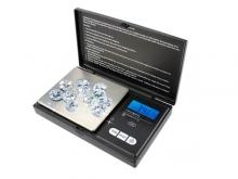 Професионална дигитална мини везна 100гр - 0,01 гр