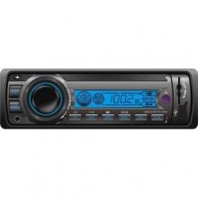 ПРОМОЦИЯ! Аудио плеър за кола DIVA CAR AUDIO A10N, падащ панел, евро букса