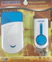 Безжичен звънец с 1 бутон LUCKARM