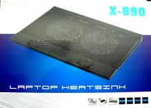 Охладител за лаптоп X-890