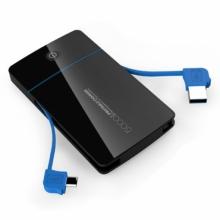 Универсално зарядно за таблет, смартфон и GPS Power bank - 5000mAh