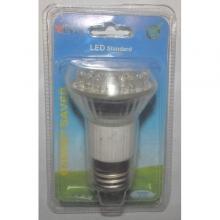 Светодиодна LED крушка 3W - 38 диода, Е27, 220V