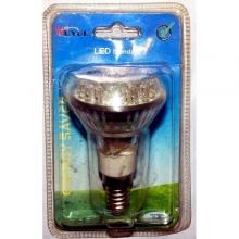 Светодиодна LED крушка 3W - 38 диода, Е14, 220V