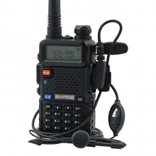 Двубандова радиостанция BAOFENG UV-5R DTMF, CTCSS