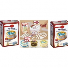 Комплект за декориране на торти и сладкиши