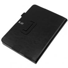 Кожен калъф за Samsung Galaxy Note 10.1 инча Flip (P600) - 2 ЦВЯТА