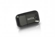 Netis WF2123, 300Mbps Wireless N USB Adapter, вградена антена