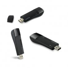 Netis WF2150 N600 Wireless Dual Band USB Adapter, вградена антена